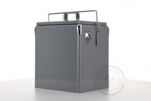 Retro-Kühlbox DAYTONA 25 Grau